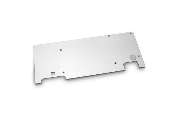 EK Water Blocks EK-Vector Strix RTX 2080 Ti Backplate - Nickel